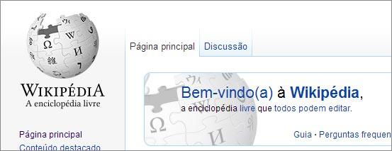 Como utilizar a wikipedia